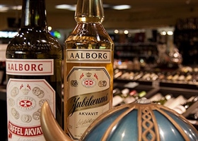 Calling all Danes!  UPDATE New Shipment of Aalborg Akvavit  arrives in November 2019