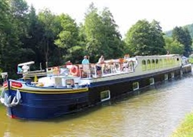 Barging in Burgundy - Wine Lover's Alert!